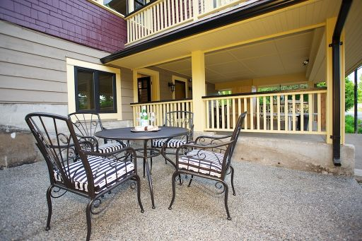 Vacation Rental Patio